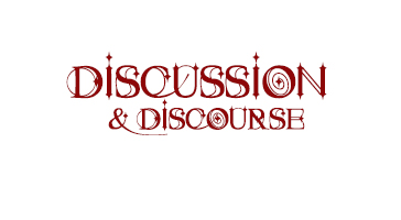 discussion and discourse